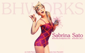 Sabrina Sato 2011 - by bhworks - all rights reserved - bhworks.wordpress