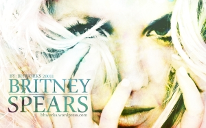 britney spears wallpaper 2011 femme fatale  - by bhworks - bhworks.wordpress.com @ all rights reserved I